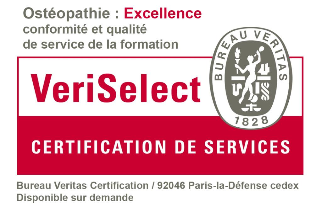 Veriselect 2017 supports facultatifs