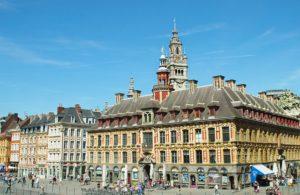 Lille, ville étudiante et dynamique